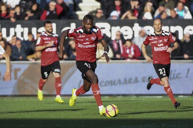 L1 : Rennes expédie Guingamp en L2 !
