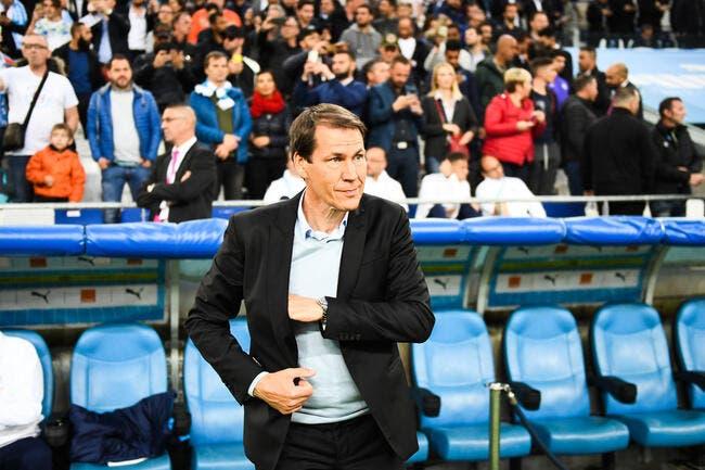 OM : Marseille sans Coupe d'Europe, Garcia reconnaît l'échec
