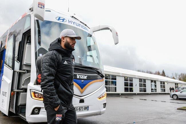 OM-OL: Le bus lyonnais caillassé, Aulas furieux