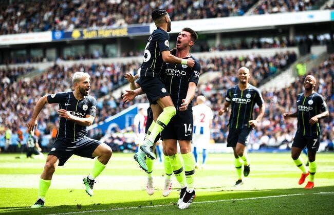 PL : Du suspense jusqu'au bout, mais Manchester City reste champion