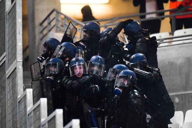 OM : Les VIP attaqués, les CRS évitent le clash au Vélodrome !
