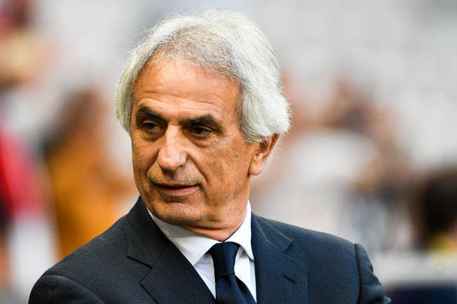 FCN : Kita est prévenu, Vahid Halilhodzic a déjà sa porte de sortie