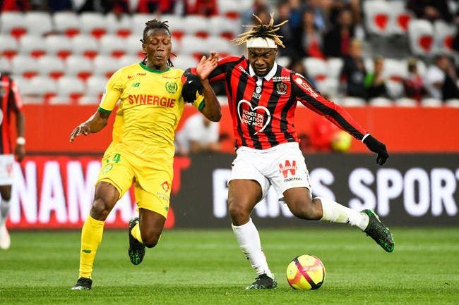 Mercato : Le Milan AC attend les soldes pour s'offrir Saint-Maximin