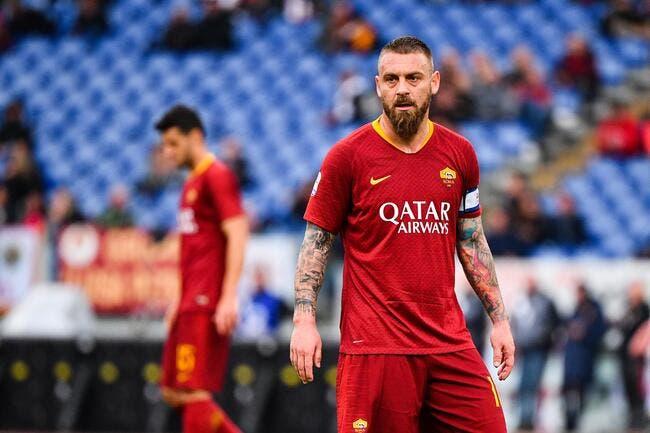 Officiel: Daniele De Rossi quitte l'AS Roma après 18 ans!