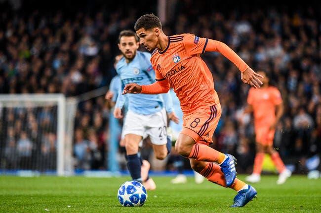 OL : Manchester City fonce tête baissée sur Aouar !