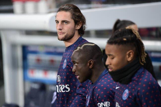 PSG : MU fait une offre indécente à Adrien Rabiot !