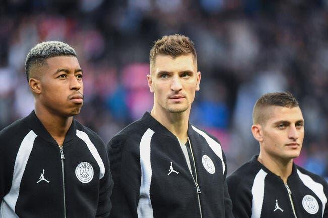 PSG: Tricard à Paris et futur coéquipier de Cristiano Ronaldo?
