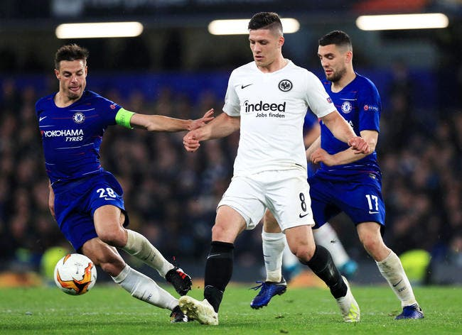 Mercato : Le Real Madrid s'offre Jovic pour 60 ME !