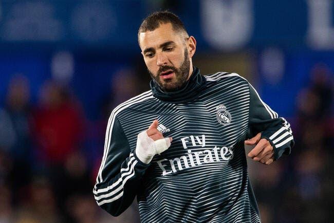 OL : Revenir en L1 ? C'est non, Karim Benzema cherche le haut niveau...