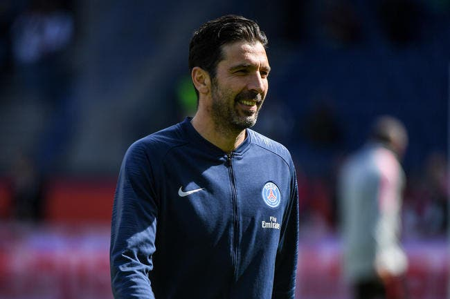 PSG: Coup de théâtre, Buffon jusqu'en 2021 à Paris ?