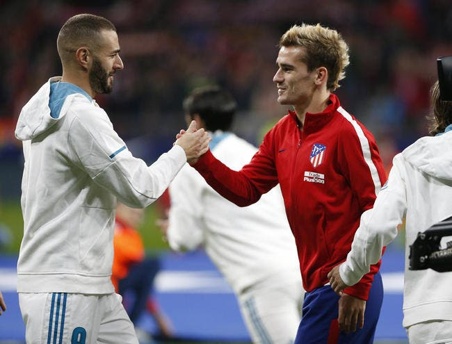 EdF : Benzema-Griezmann-Mbappé, il tente de faire saliver Didier Deschamps
