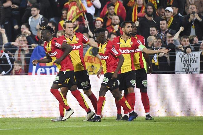 L2 : Lens et le Paris FC en pré-barrage, Béziers relégué !