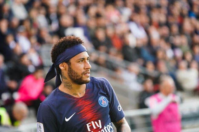 PSG : La FFF interdit à Neymar de fêter le titre de champion samedi !