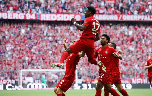 All : 29e titre pour le Bayern Munich, Ribéry et Robben buteurs !