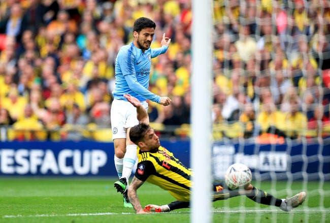Ang : Man City humilie Watford et signe un triplé historique