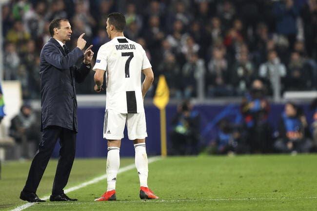 Officiel : Allegri et la Juventus, c'est fini