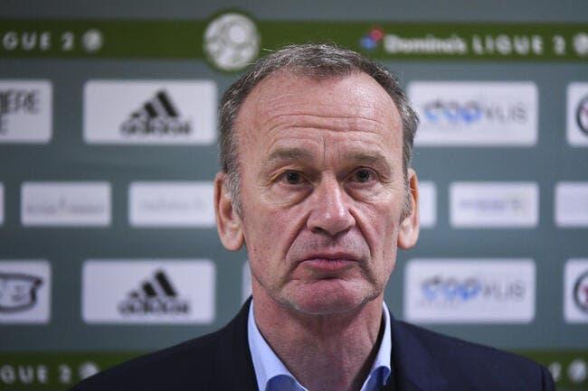 L2 : Furlan quitte Brest et signe à Auxerre