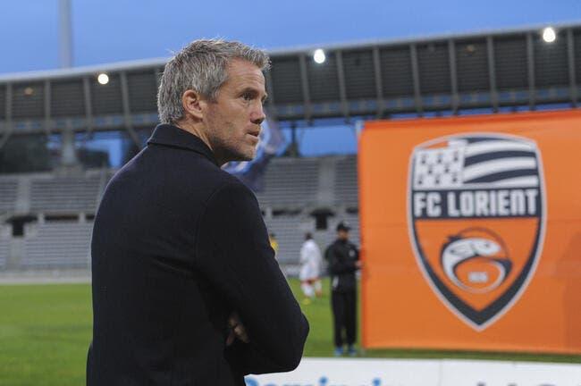 Mickaël Landreau n'est plus l'entraîneur de Lorient