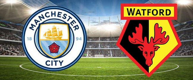 Man City - Watford : Les compos (18h sur BeInSports 1)