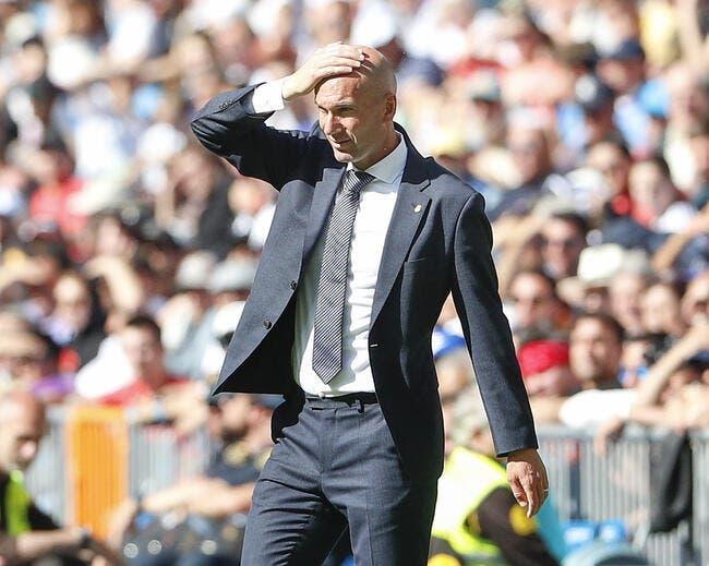 Esp : Le Real Madrid humilié à Bernabeu