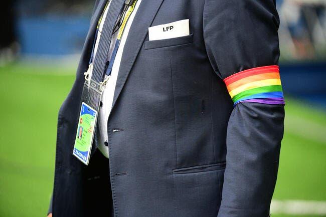 Homophobie : Porté ou pas, le brassard déclenche une polémique !