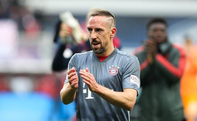 Mercato : Franck Ribéry dit non merci à un retour en France !