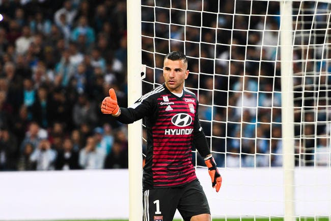OL : Anthony Lopes lance un appel mercato à Aulas et Lyon