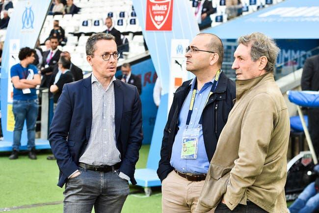 OM : SOS, Eyraud ne trouve pas d'entraîneur pour Marseille !