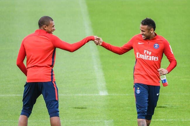 PSG: Marketing et horaire d'entrainement, les demandes à la Neymar de Mbappé