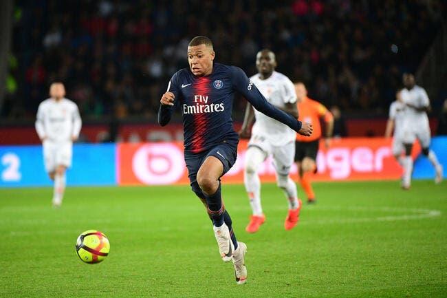 PSG : Mbappé au Real, Zidane fait le forcing au mercato !