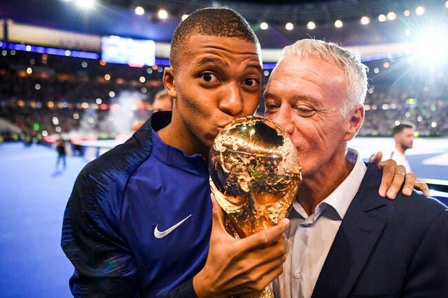 PSG : Mbappé pique sa crise, Deschamps s'en fiche royalement