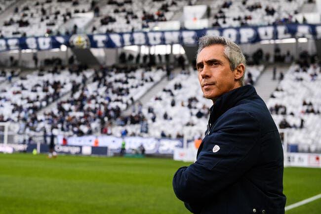 FCGB: Bordeaux se ramasse avec Sousa, c'est bon pour l'avenir