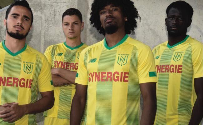 FCN : Nouveau logo, nouveau maillot, Nantes se justifie