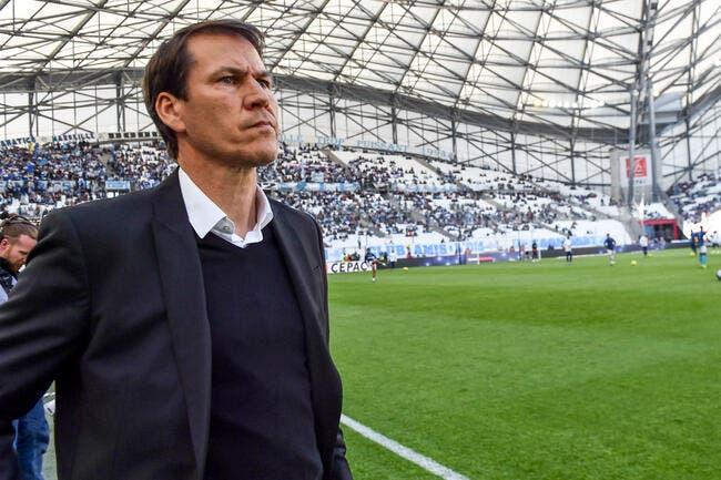 OM : Rudi Garcia officialise son départ de Marseille !