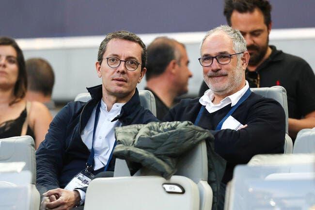 OM : Zubizarreta reste à Marseille, Eyraud l'officialise