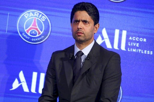 PSG : Nasser Al-Khelaïfi mis en examen pour corruption