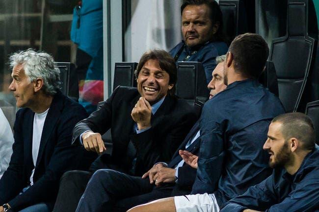 Serie A : L'inter frappe le premier et se paye Antonio Conte