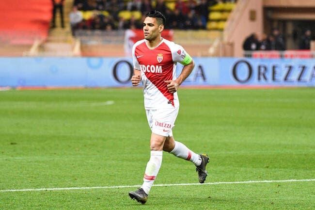 ASM: Falcao sur le départ, Monaco en fait cadeau