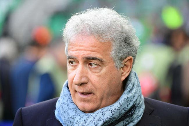 ASSE : Un grand coach ? Caïazzo s'agace et donne son favori