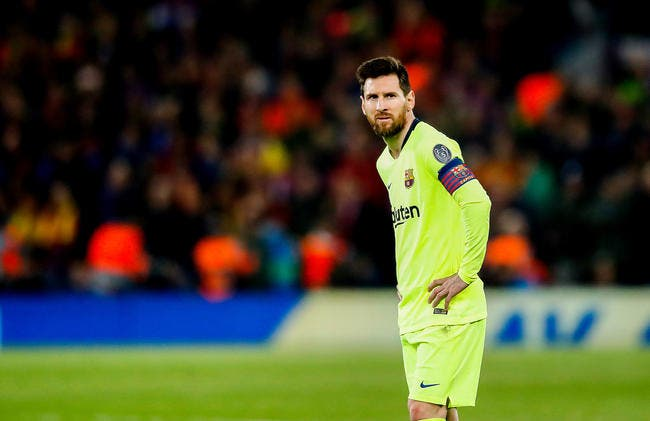 FCB: Griezmann au Barça, Messi s'en fout et le dit ouvertement