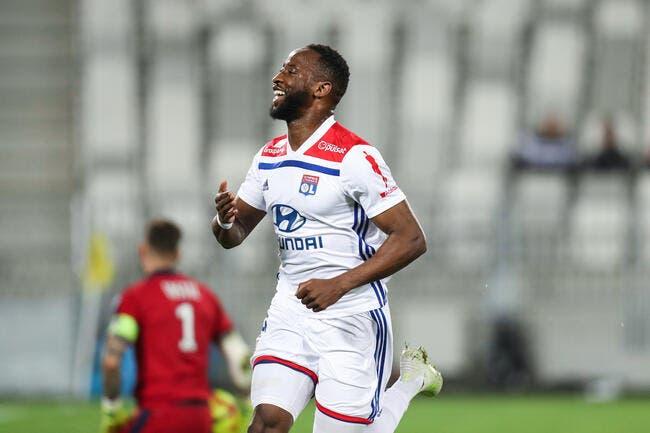 OL: 40 ME, l'offre tombe pour Moussa Dembélé