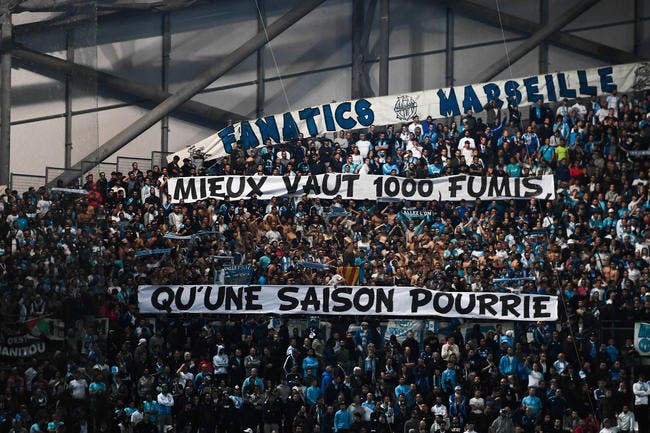 OM : Les supporters grognent, Eyraud va leur faire payer