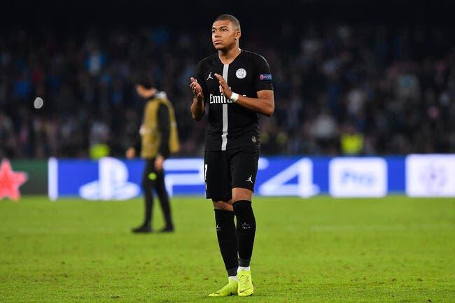 PSG: Mbappé viré pour agression sur le Paris SG, Dhorasoo débloque