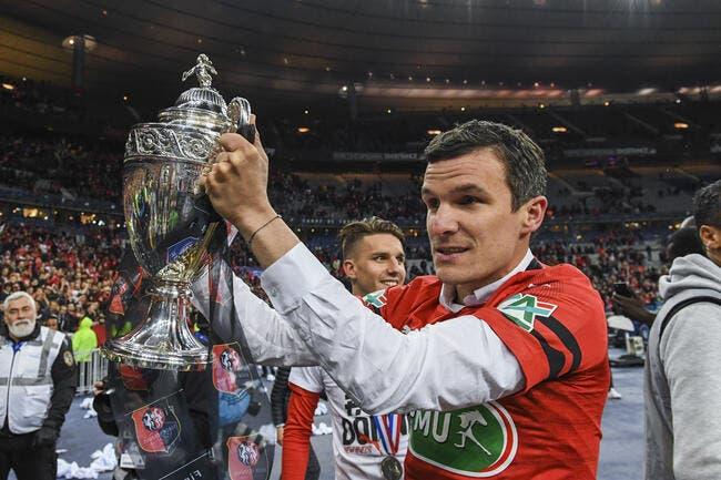 SRFC : Romain Danzé prend sa retraite après 18 ans à Rennes