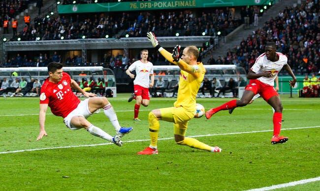 All : Le Bayern Munich gagne la Coupe d'Allemagne
