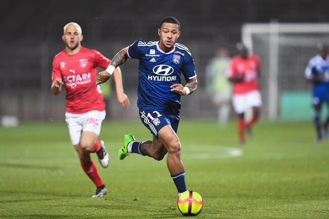 OL : Memphis Depay a-t-il annoncé son départ de Lyon ?