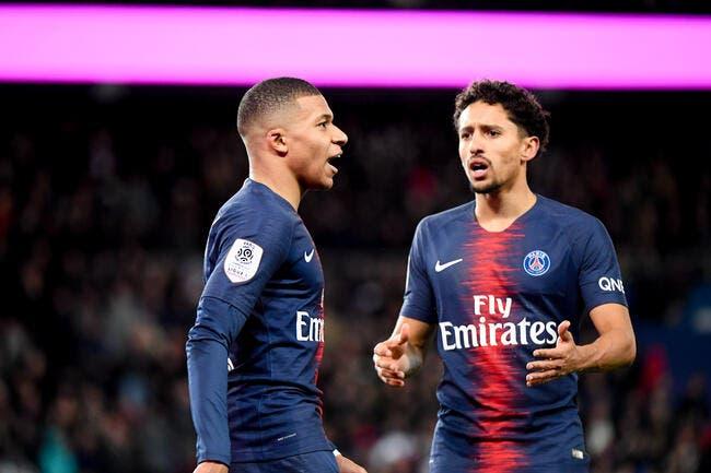 PSG : Mbappé reçoit un avertissement d'un cador du Paris SG !