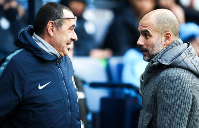 Mercato : Sarri plutôt que Guardiola à la Juventus ?