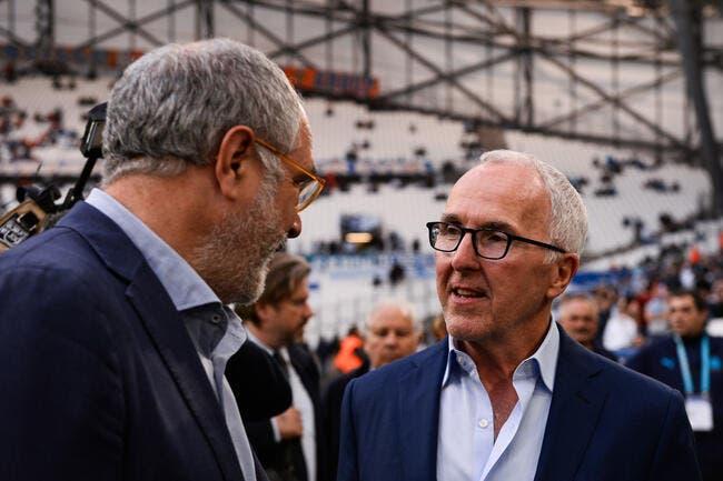 OM : Zubizarreta aurait quitté Marseille si Garcia restait