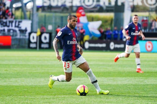 PSG : Il refuse de prolonger, Daniel Alves met la pression